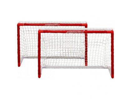 "Hokejová branka Winnwell 32"" Double PVC Mini Set"
