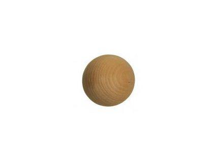 Dřevěný míček