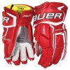 Hokejové rukavice BAUER SUPREME S190 S-17 JR