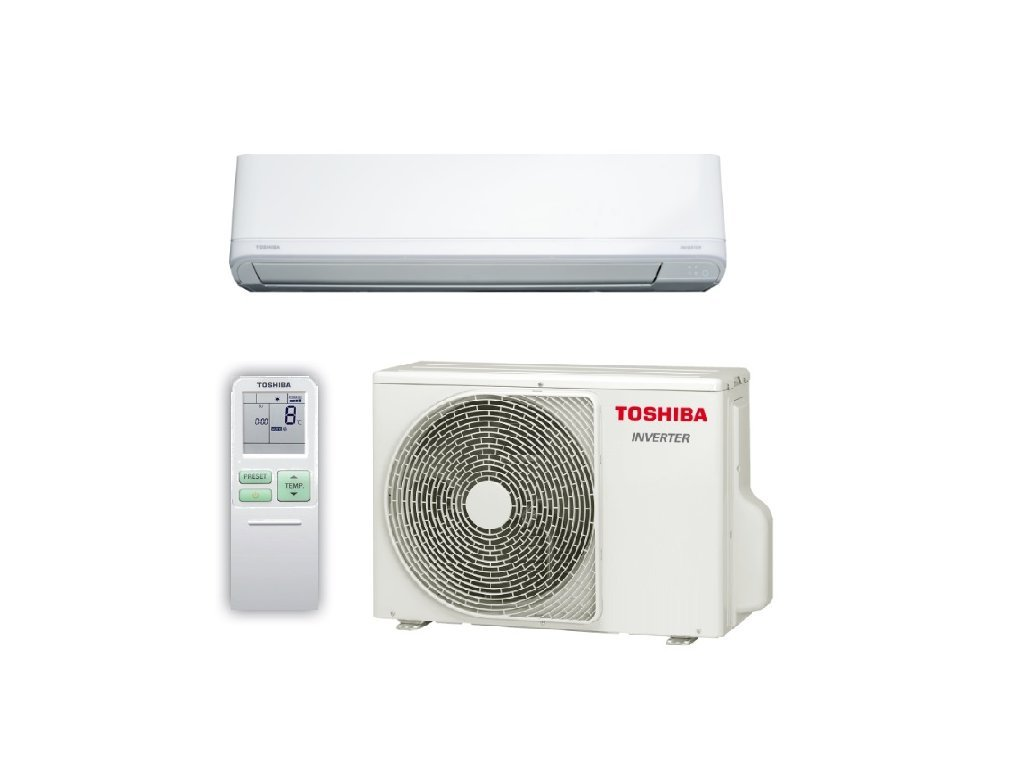 Nejlevnější klimatizace Toshiba