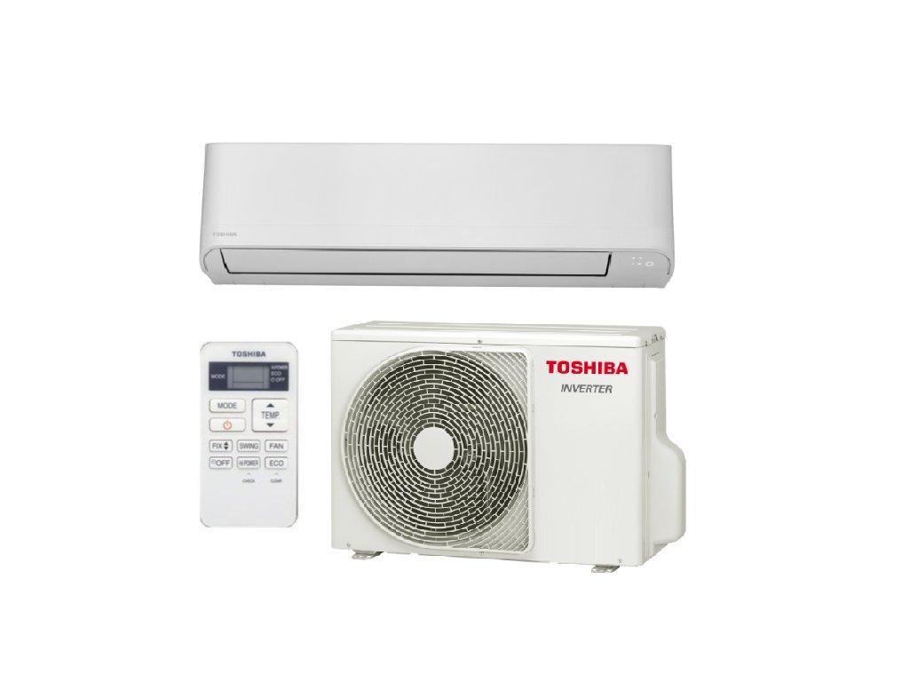Klimatizace Toshiba Seiya 2,5 kW R32 s montáží