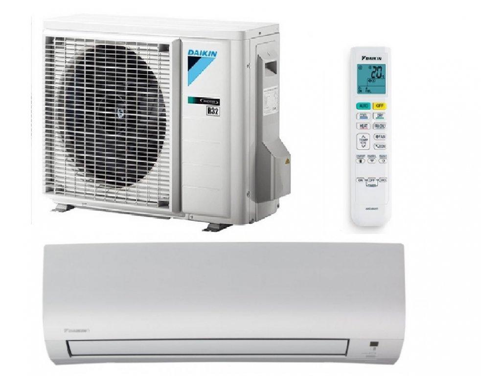 Klimatizace DAIKIN Comfora 2 kW R32 s montáží