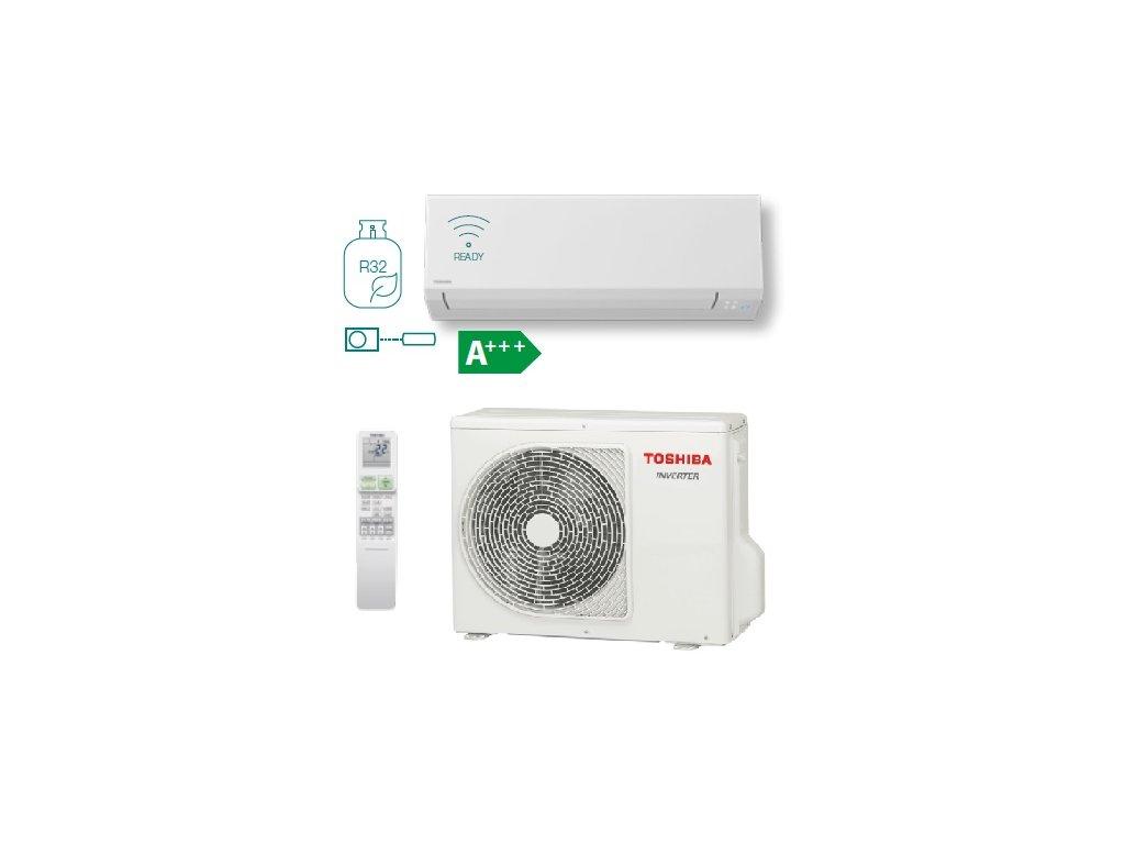 Levná klimatizace Toshiba
