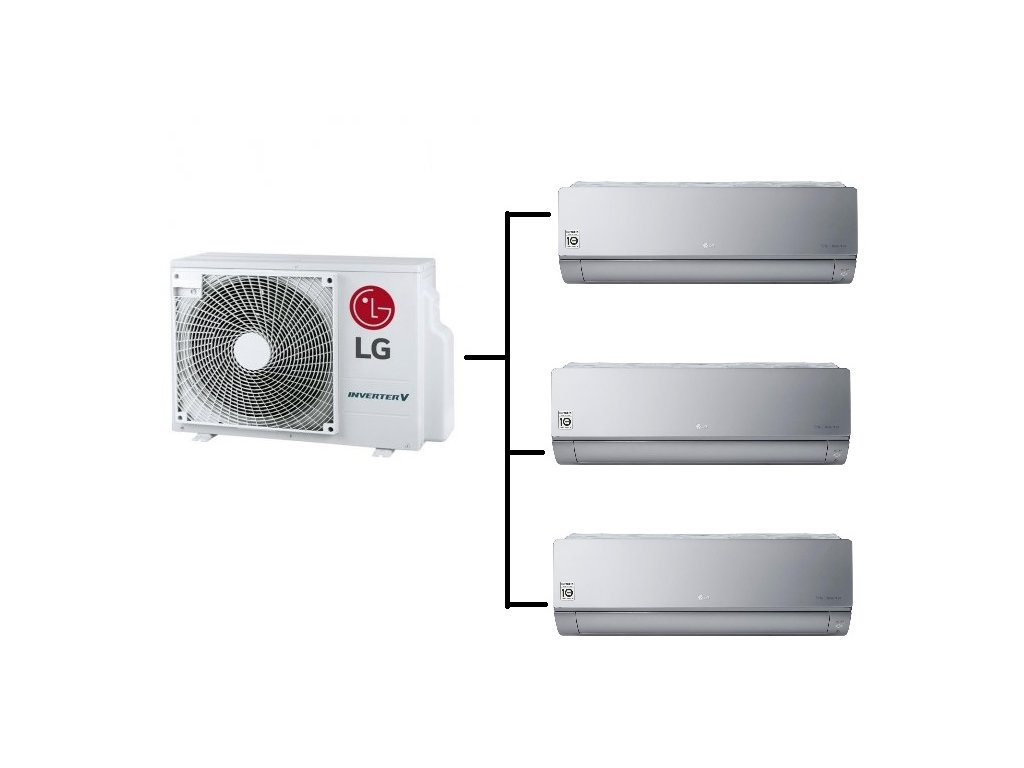 LG SILVER 1+3