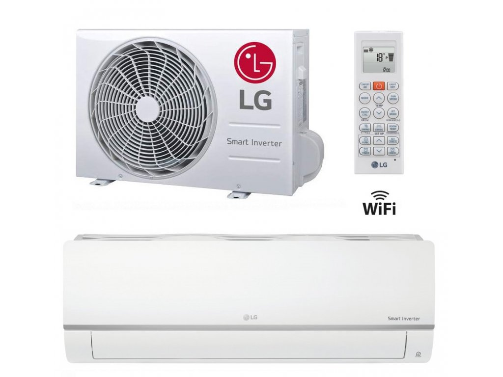 Levná klimatizace LG