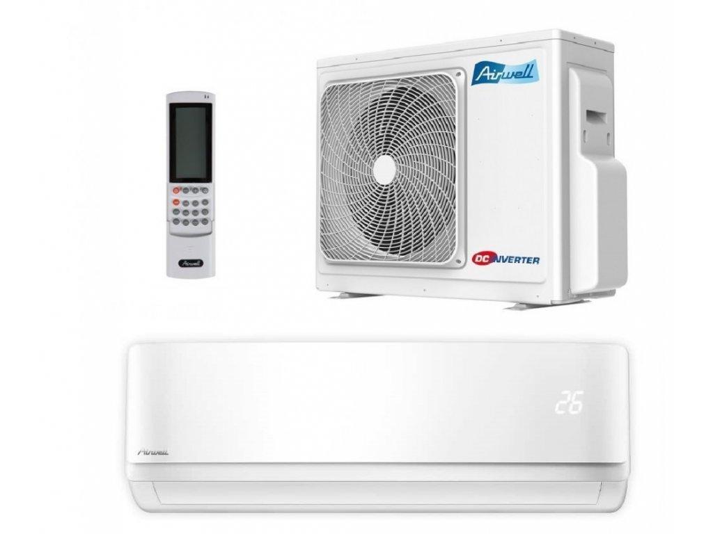 Levná klimatizace Airwell