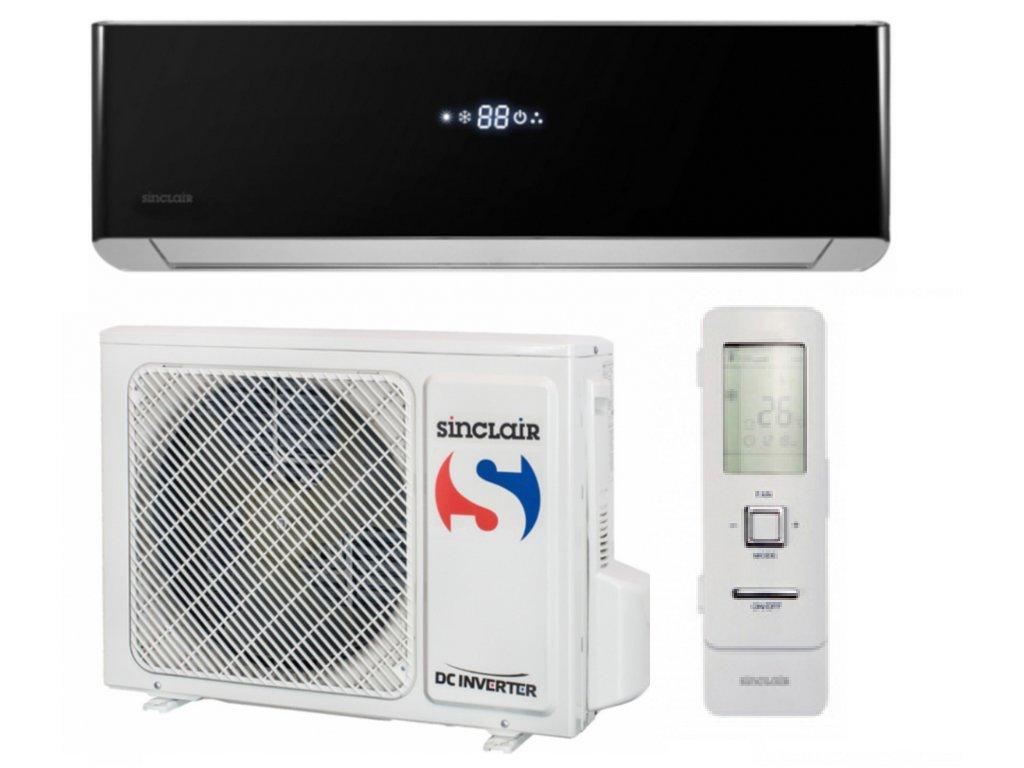 Klimatizace Sinclair do bytu
