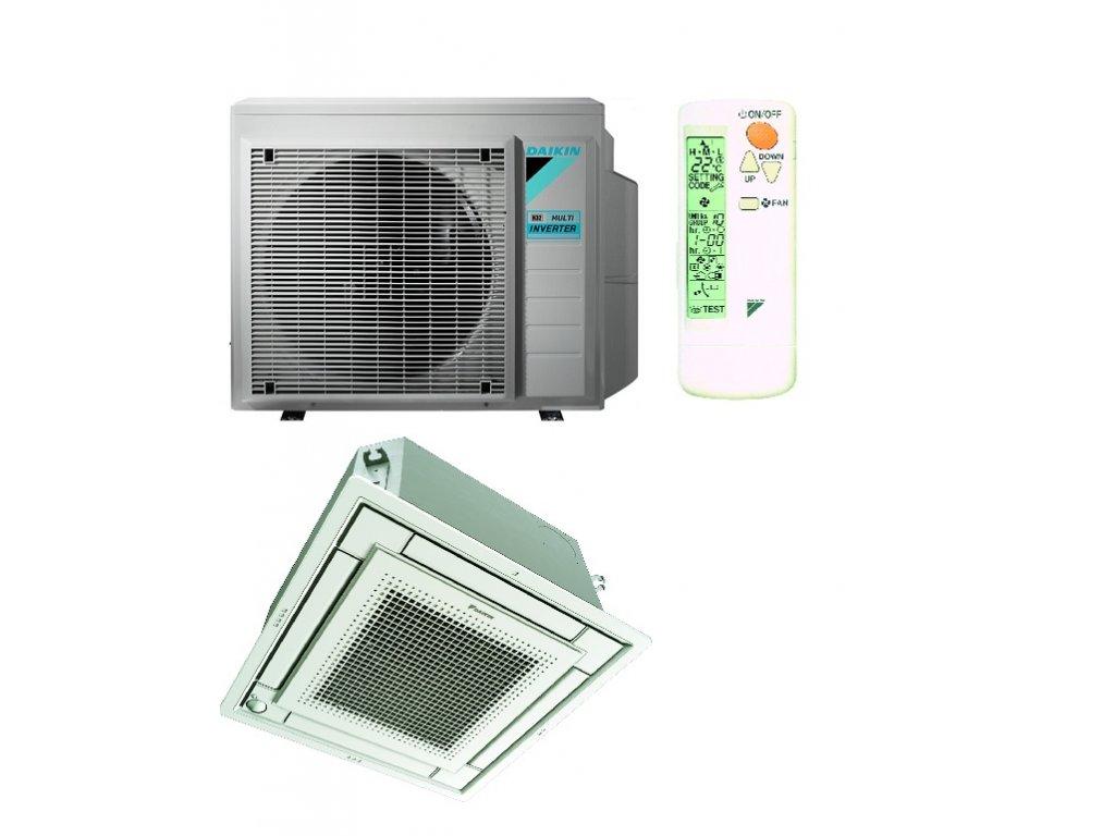 Kazetová klimatizace Daikin