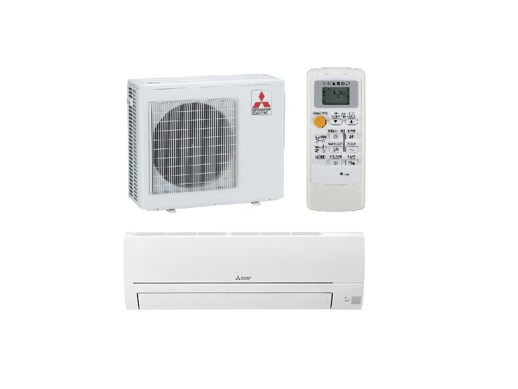 Levná klimatizace Mitsubishi