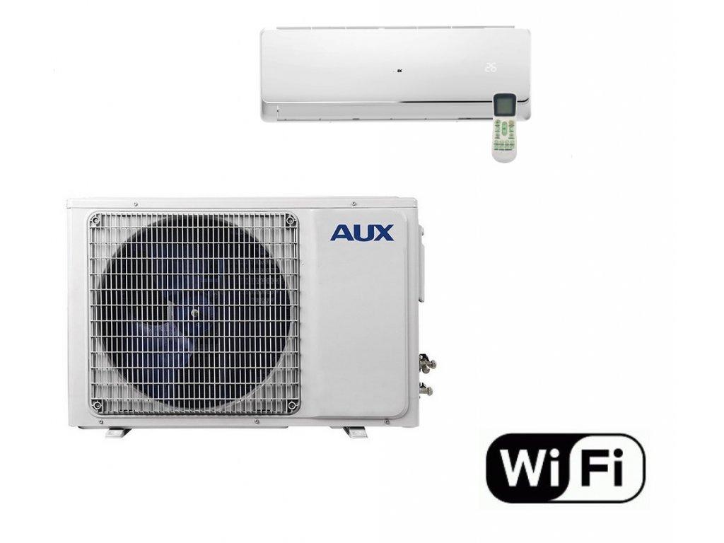 Klimatizace Aux do bytu