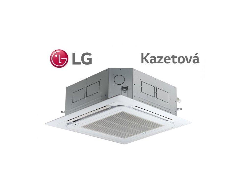 Nejlevnější kazetová klimatizace LG