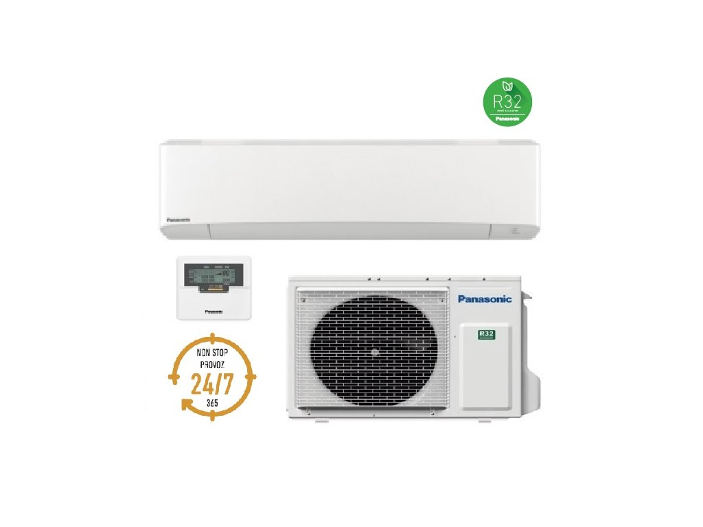 KIT Z25TKEA Panasonic klimatizace