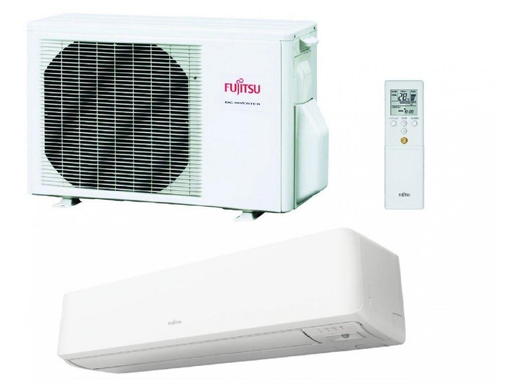 Klimatizace Fujitsu KMTA série 2 kW R32