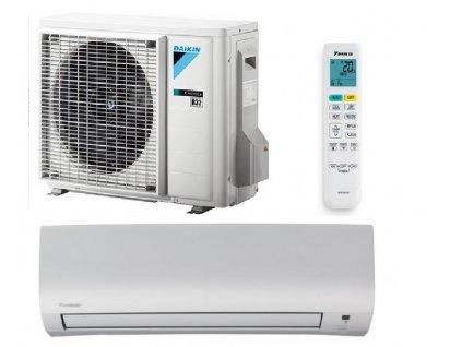 Klimatizace DAIKIN Comfora 1+1 2 kW R32 s montáží