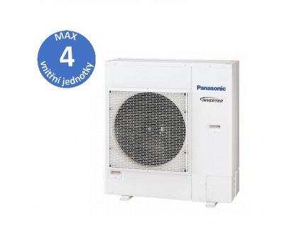 Venkovní jednotka Panasonic