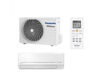 Klimatizace Panasonic do bytu