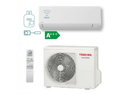Klimatizace Toshiba do bytu