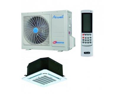 Nejlevnější kazetová klimatizace Airwell