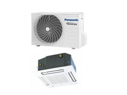Kazetová klimatizace Panasonic