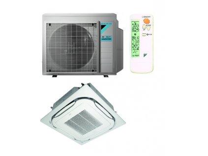 Kazetová klimatizace Daikin do bytu