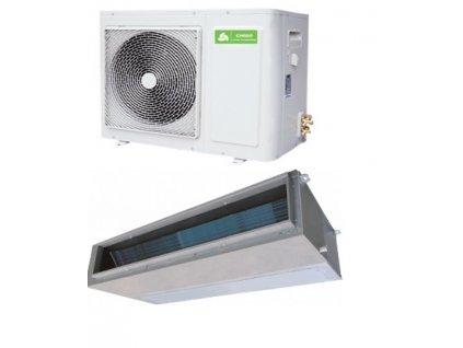 Kanálová Klimatizace Chigo 1+1 14kW R32 včetně montáže