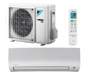 Klimatizace DAIKIN Comfora 1+1 2 kW R32