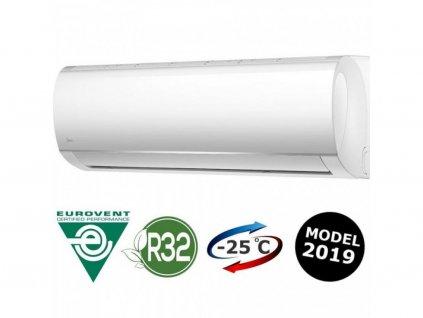 Klimatizace Midea BLANC 2,6kW R32