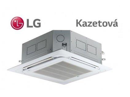 Kazetová klimatizace LG
