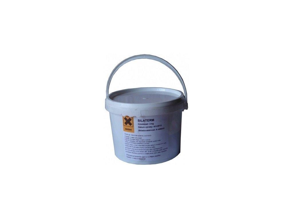 Kamnářský univerzální tmel SILATERM (vědro 2kg)
