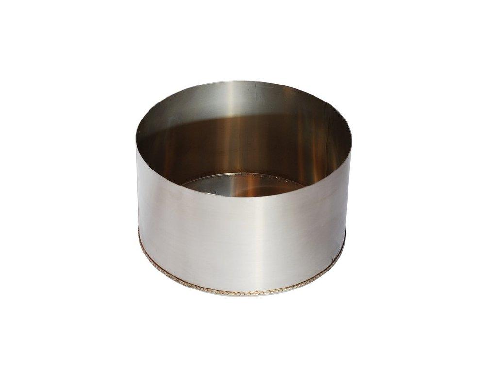 Nádoba na kondenzát (Ø180mm, tl. 0,6 mm)