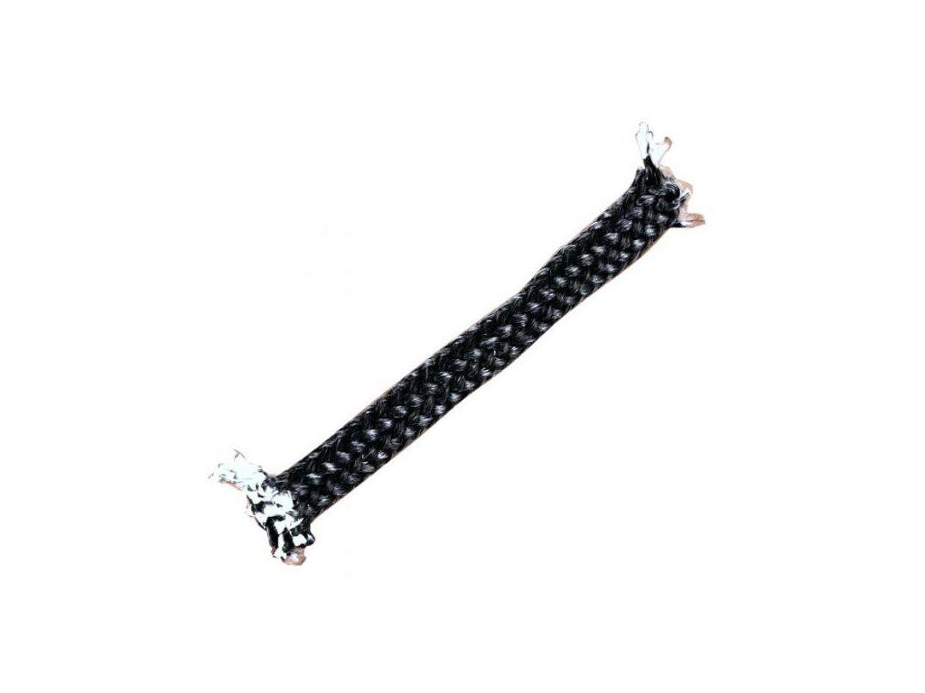Těsnící šňůra na dvířka kulatá Ø 10mm (2,5m)