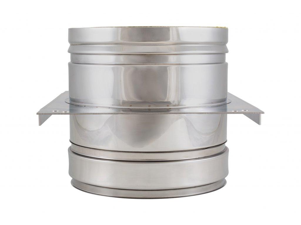 Otevřená konzolová deska (Ø130 mm, tl. 0,5 mm)