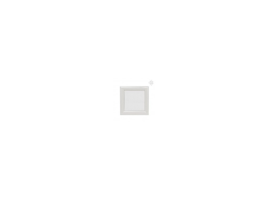 Kratki mřižka oskar bílá (lakovaná) 11x17 cm
