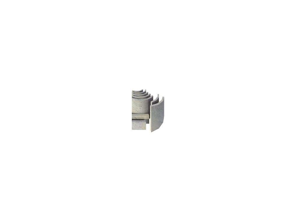 RELAX stavební akumulační desky 700x220x40 mm