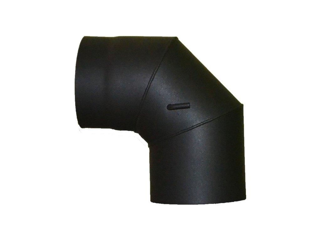 Koleno 90°/120mm/ s klapkou