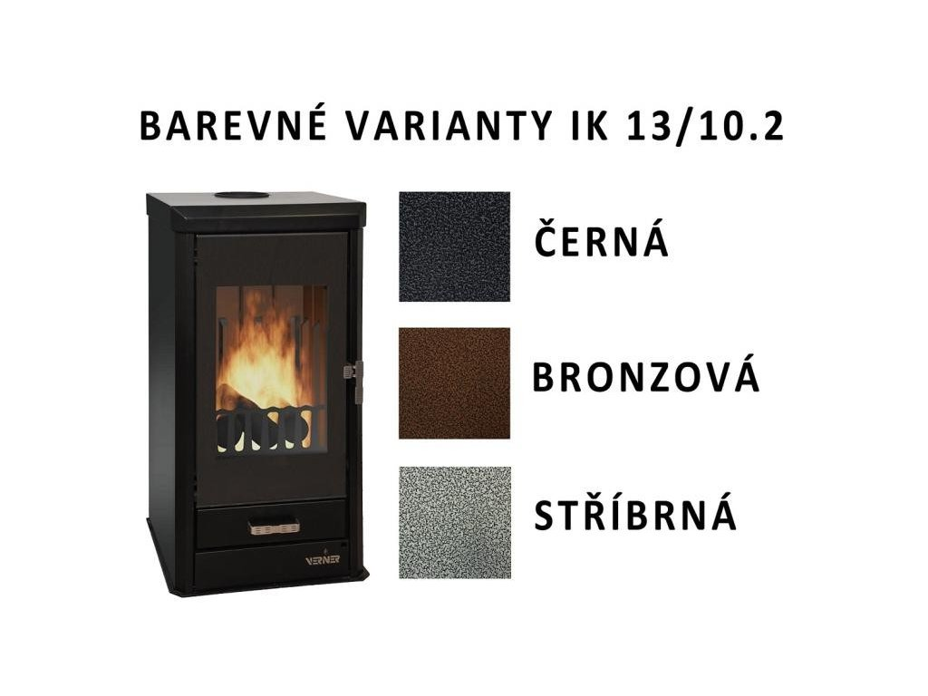 VERNER 13/10.2 interiérový kotel;VERNER 13/10.2 interiérový kotel;VERNER 13/10.2 interiérový kotel