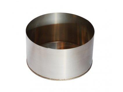 Nádoba na kondenzát (Ø160mm, tl. 0,8 mm)
