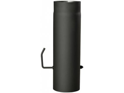 Roura 125mm /50cm/ s klapkou