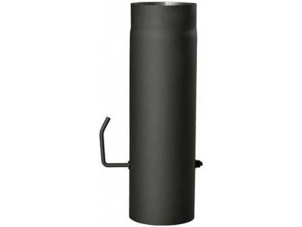 Roura 120mm /100cm/ s klapkou