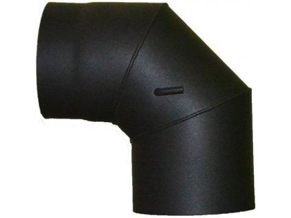 Koleno 90°/125mm/ s klapkou
