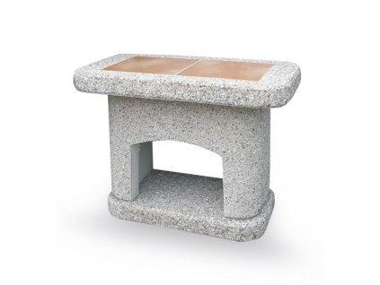 norman stolek bocni betonovy atlas