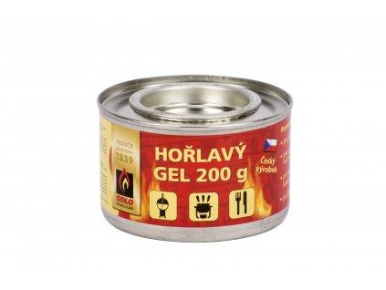 solo horlavy gel v plechovce 200 g