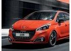 vnější výbava Peugeot 208