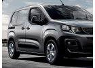 vnější výbava Peugeot Partner