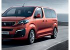 vnější výbava Peugeot Traveller