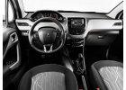 vnitřní výbava Peugeot 208