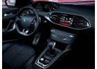 vnitřní výbava Peugeot 308 T9