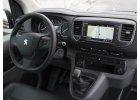 vnitřní výbava Peugeot Expert