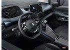 vnitřní výbava Peugeot Rifter
