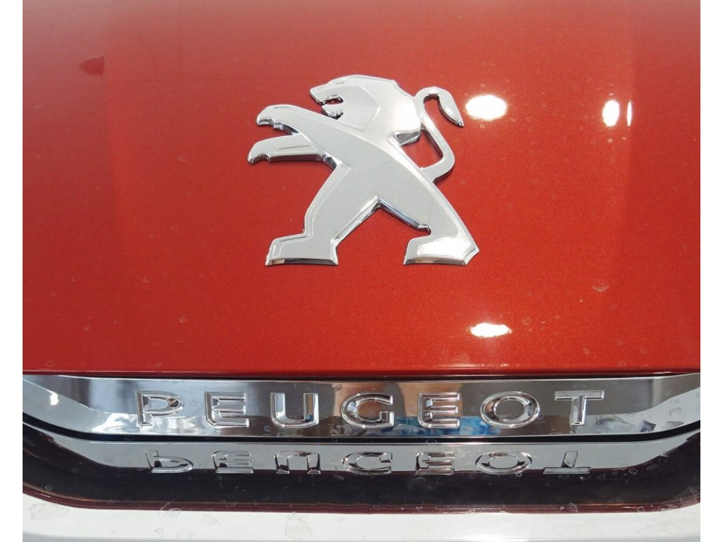 Znak nalepovací logo Peugeot pro Peugeot 108